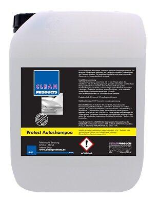 CLEANPRODUCTS Champu de Coche Concentrado Con Cera 4,8L Vehículo Preparación