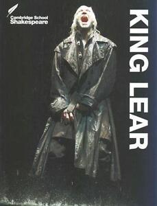 King Lear von Rex Gibson (2015, Taschenbuch)