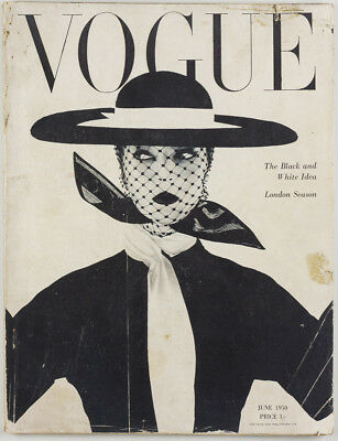 Vintage Fashion Magazines