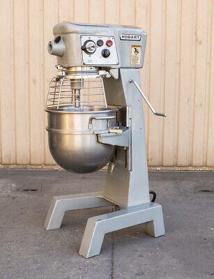 Hobart 30 Qt Mixer D-300t