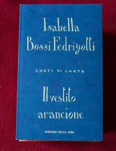 ISABELLA-BOSSI-FEDRIGOTTI-Il-Vestito-Arancione-Mini-libro-CORTI-DI-CARTA