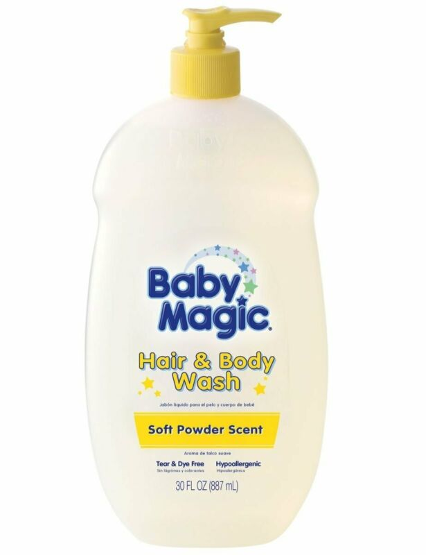 Baby Magic Gentle Hair and Body Wash - 30 Oz