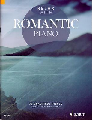 Relax with Romantic Piano - Klavier Noten - ED13851 - 9781847613998
