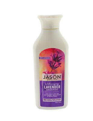 Jason:~Pure Natural Shampoo - Volumizing Lavender 16 fl oz Jason Organic Lavender Shampoo