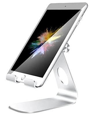 Tablet Stand Adjustable, Lamicall Tablet Stand : Desktop Sta