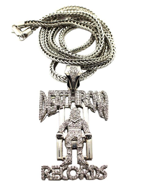 Death Row Chain Necklaces Amp Pendants Ebay