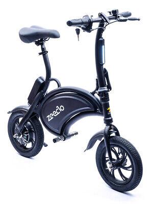 ZEECLO™ Roma B221 - E-Bike Bicicleta Electrica 350W 36V 6Ah - 25Km/h...