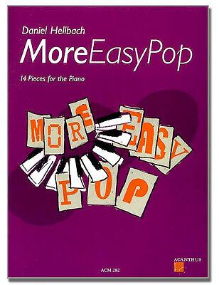 More easy Pop - Noten Klavier - Daniel Hellbach - ACM282 - 9990001314934
