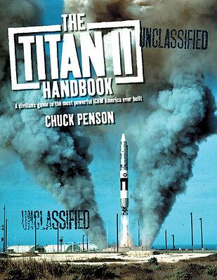 Titan Rocket - Titan II Handbook | nuclear missile ll 2 cold war atomic SAC rocket ICBM