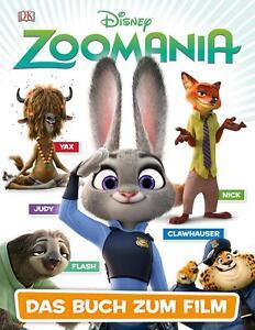 Disney Zoomania - Das Buch zum Film (2016, Gebundene Ausgabe)