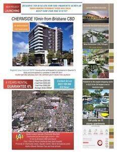 Best Investment with 4yrs Rental guarantee @6% No Management Fee Chermside Brisbane North East Preview