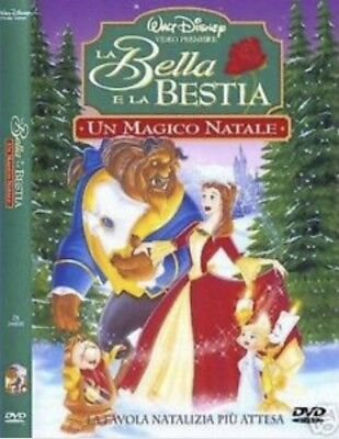Disney Bella (DISNEY La bella e la bestia un magico Natale ed. Warner)