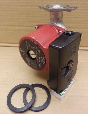Gpd15-5.5snfc 3-spd Circulator Pump Wchk Valve 115v Maxflow 25gpm Head18ft