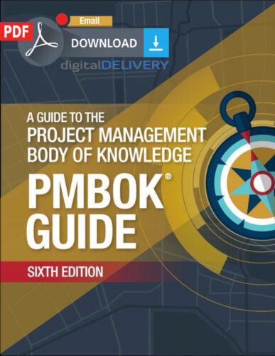 [pdf] Pmi Pmbok Guide 6th Edition 2018