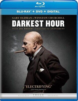Darkest Hour Blu Ray Only Disc Please Read
