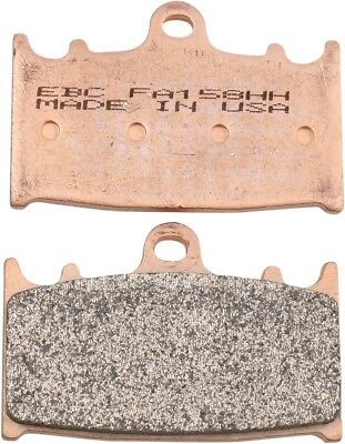 EBC Double-H Sintered Brake Pads - FA158HH