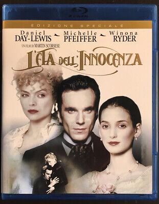 The Age of Innocence L'eta dell'innocenza Blu-Ray Disc Daniel Day Lewis import Dell Blu Ray Disc