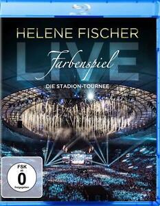 Farbenspiel Live-Die Stadion-Tournee von Helene Fischer (2015) - Bluray wie neu