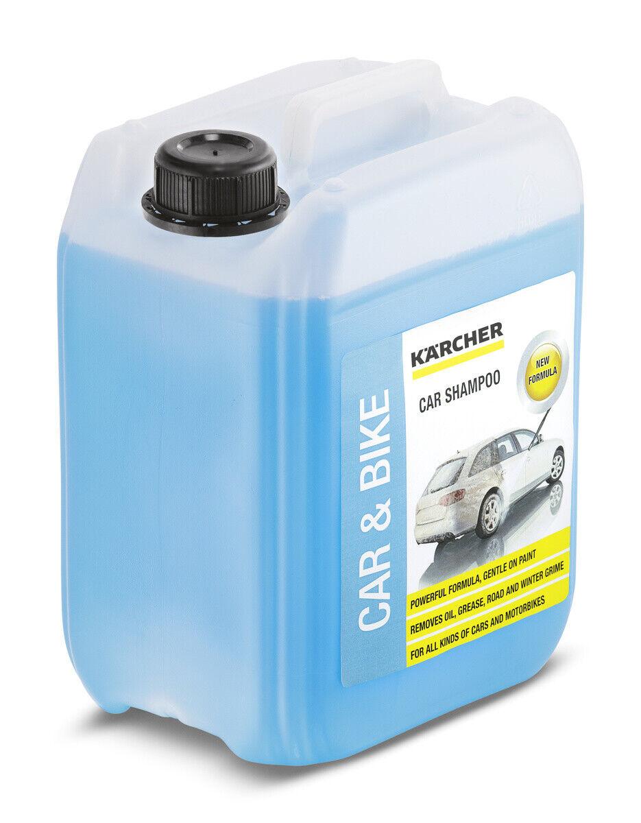 KÄRCHER original  Auto Motorrad Shampoo Reinigungsmittel NEU & OVP 6.295-360.0