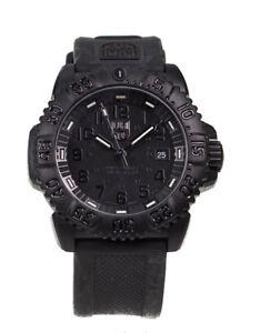 Luminox 3051.Bo.1 Navy Seal Colormark Black Carbon Fibre Chronograph Mens Watch