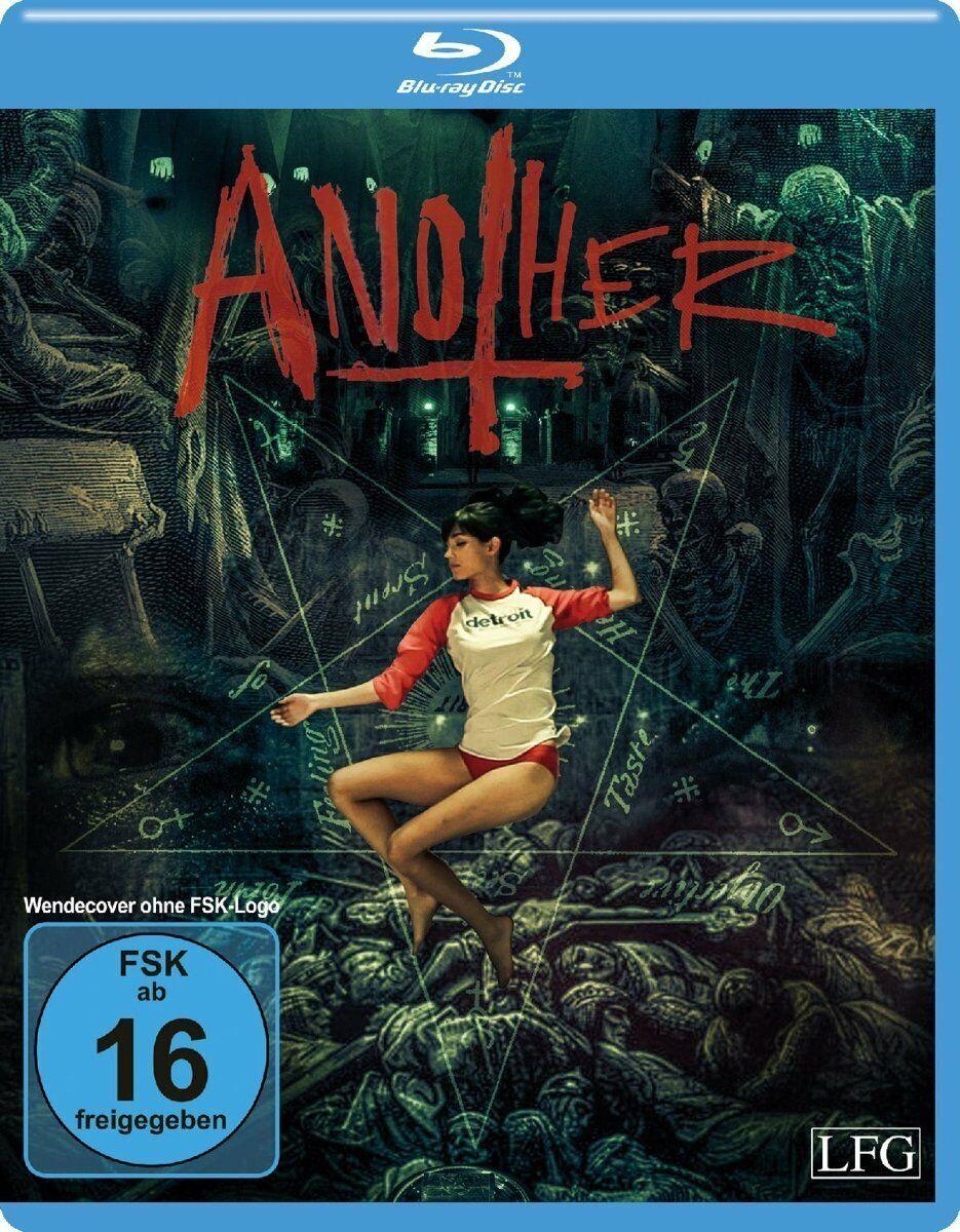 Another - Horrorfilm UNCUT  Blu-ray/NEU/OVP