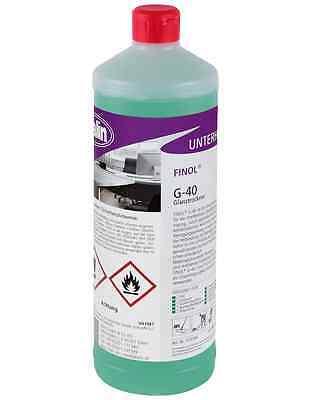 Finol G-40 Glanztrockner 1 Liter Spezialprodukt für die schonende Reinigung G 40