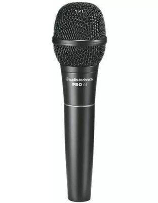 Audio-Technica PRO 61 Hypercardioid Dynamic Handheld Microphone