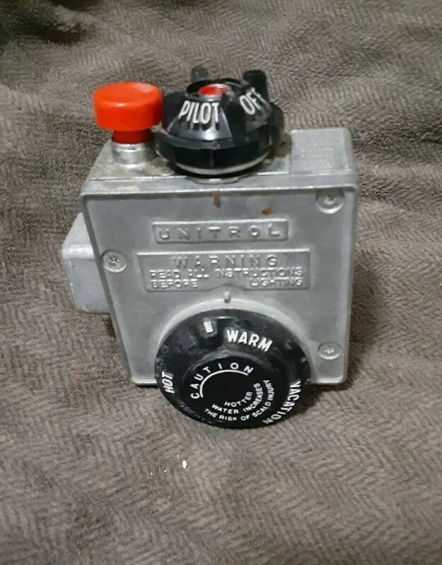 Robertshaw 66-138-335 R110RTSP Water Heater Thermostat Gas Valve 3200748 Used