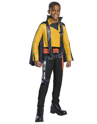 Kids Lando Solo A Star Wars Story Costume Large Age 8-10 Height 142 - 152 cm ()