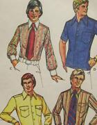 Vintage Mens Sewing Patterns