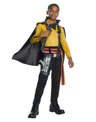 Kids Lando Solo A Star Wars Story Dlx Costume Large Age 8-10 Height 142 - 152 cm ()
