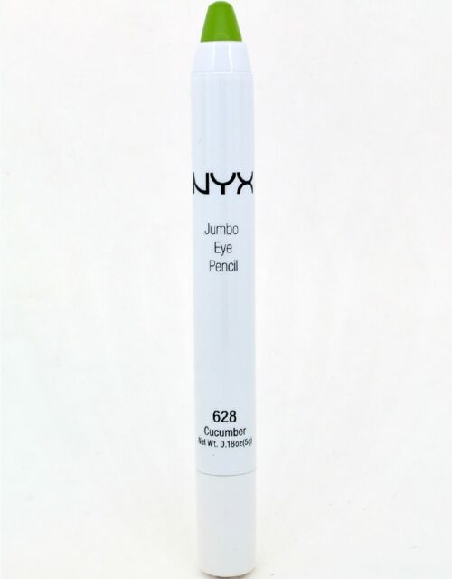NYX Jumbo Eye Pencil color JEP628 Cucumber ( Bright yellow-green ) 0.18 oz