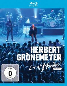 Live At Montreux 2012 (Blu-ray) Herbert Grönemeyer Neu!
