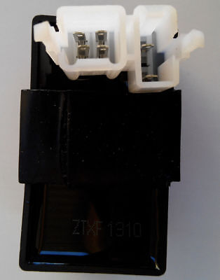 New 6Pin Plug Dc Cdi Box For Gy6 150Cc Moped Scooter Taotao Coolsport Us Stock