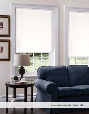 Cordless Roller Shades, Serena Collection, 24