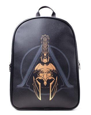 Odyssey Rucksack Pack (Assassin's Creed Odyssey - Premium Odyssey Logo Backpack RUCKSACK Neu Top)
