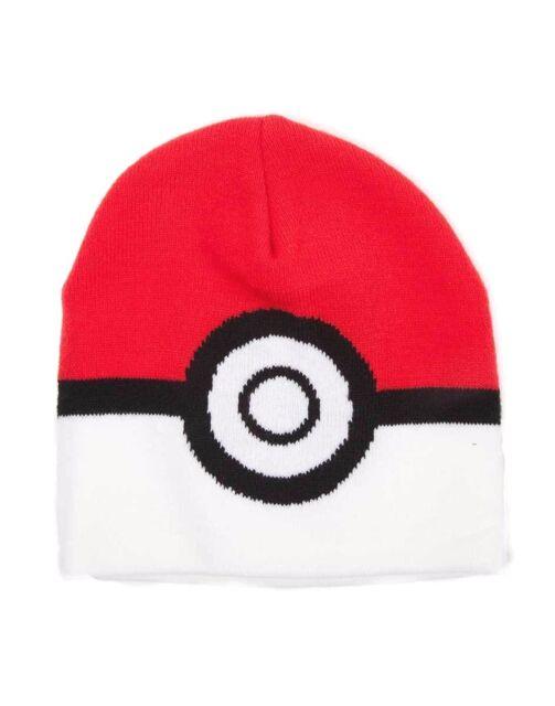 POKE BALL BEANIE - Official Game Merchandise Pokemon Hat Nintendo