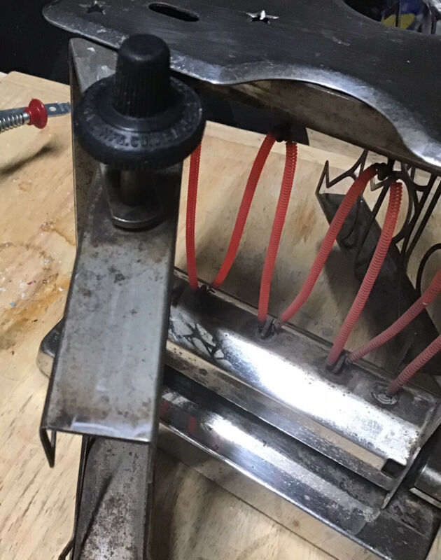 Antique Working Star Electric Toaster & Cord With Swing Out Arms