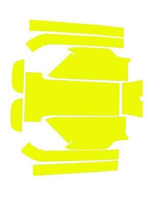 WSM Yamaha 700 Super Jet Traction Pad Free Style (Yellow) 012-205YEL