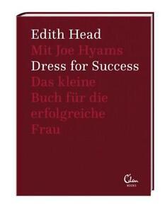 Dress for Success von Edith Head und Joe Hyams, UNGELESEN - Mönchengladbach, Deutschland - Dress for Success von Edith Head und Joe Hyams, UNGELESEN - Mönchengladbach, Deutschland