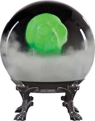 Morris Costumes Crystal Ball W/Phantom Skull-B. SS50475G