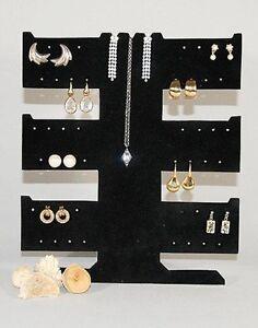 Economy-Flocked-Triple-3-Bar-Cardboard-Earring-Bangle-Necklace-Combo-Display-S1