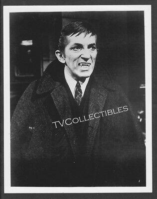 8x10 Photo~ DARK SHADOWS ~1960s TV ~Jonathan Frid ~Vampire headshot ~Horror