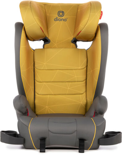 Diono Monterey XT Adjustable Headrest Child Safety Booster Car Seat Yellow