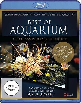 AQUARIUM - BEST OF AQUARIUM (BLU-RAY)   BLU-RAY NEU