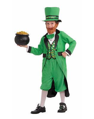 Mr. Leprechaun Child Cosume / St. Patrick's Day, St. Patty's (St Patty Day Kostüm)