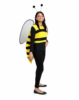 Cute Bumble Bee Costumes (BUMBLEBEE HALLOWEEN CUTE COSTUME & COSPLAY NEW ONE SIZE FITS MOST WOMAN'S)