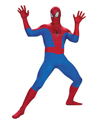 The Amazing Spider-Man Teen Costume  Rental Quality Size 38-40 Brand New - Spiderman Costume Rental