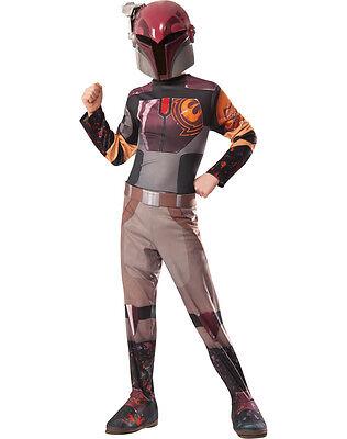 Star Wars Rebels - Sabine Wren Girls - Sabine Star Wars Rebels Kostüm