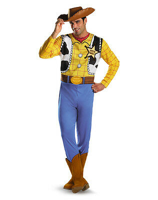 Woody - Adult Toy Story Costume